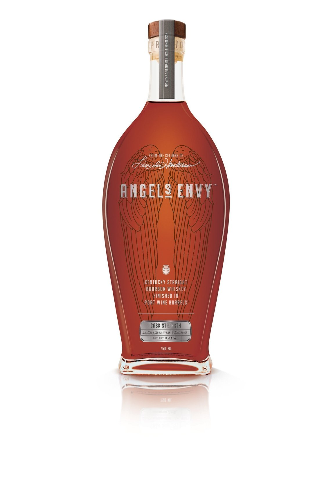 Angel's Envy Cask Strength Bourbon - Limited Edition (2013)