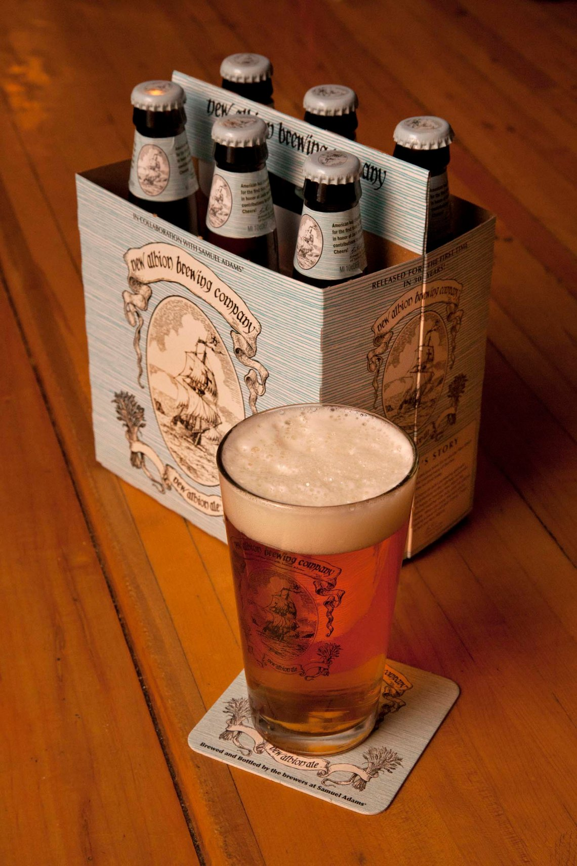 New Albion Ale (2013 Reissue)
