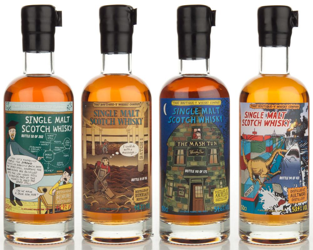 Master of Malt That Boutique-y Whisky Company Aberlour Batch 1