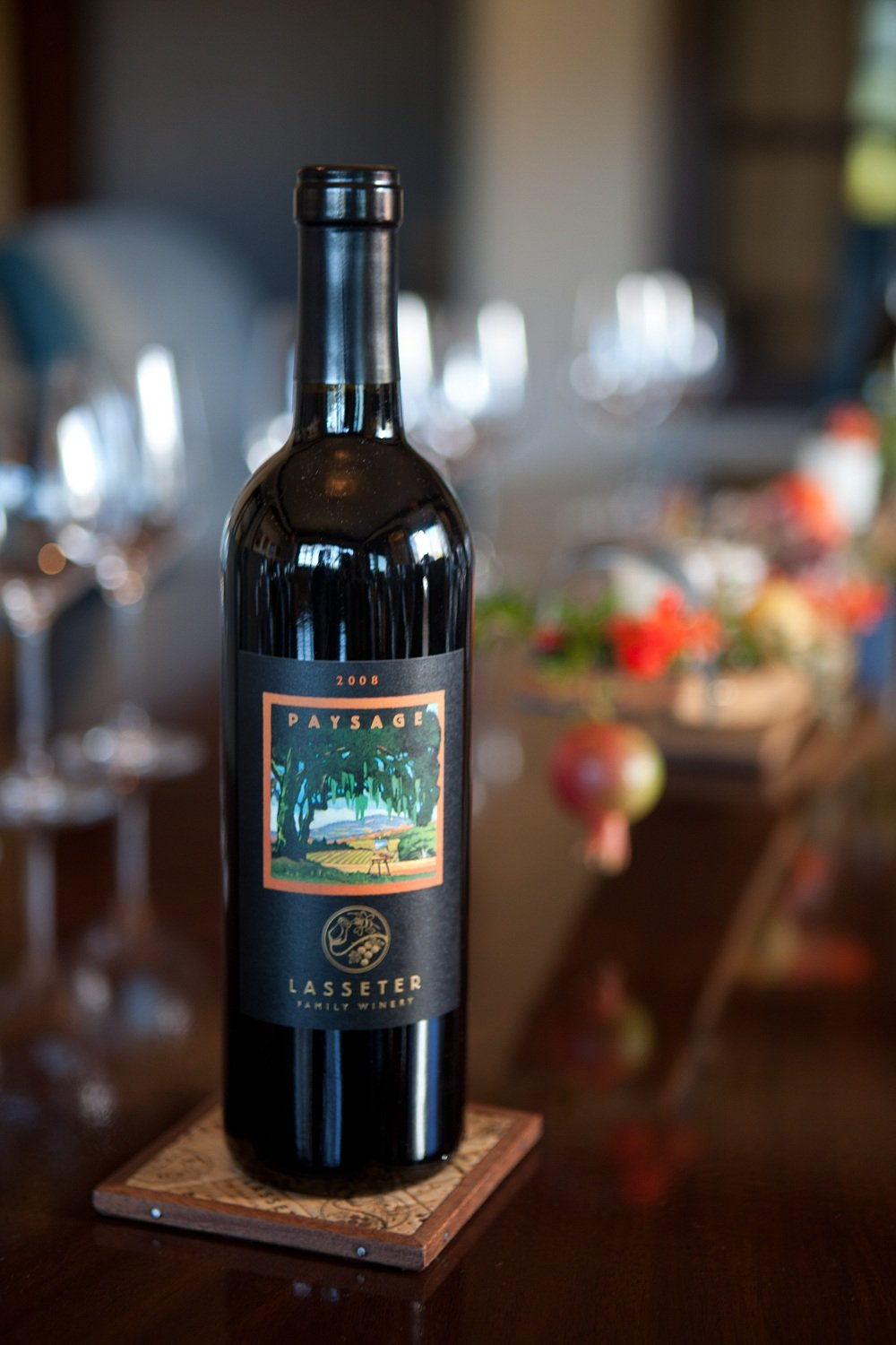 2009 Lasseter Family Winery Paysage