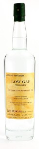 low gap white rye whiskey