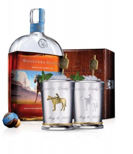 WOODFORD RESERVE MINT JULEP CUP