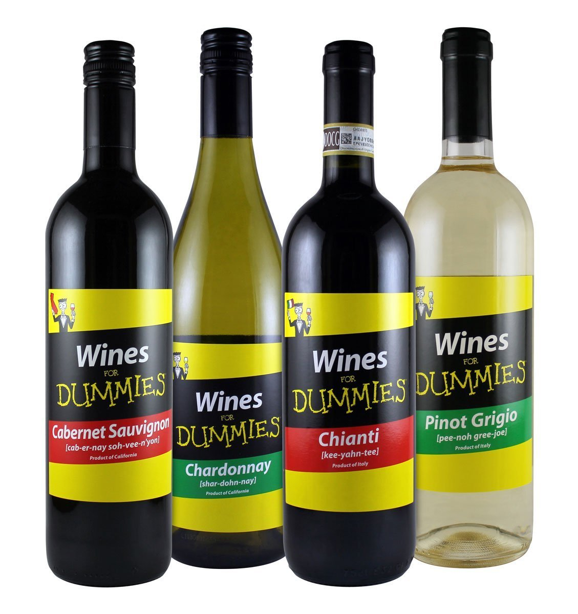 2012 Wines for Dummies Pinot Grigio IGT