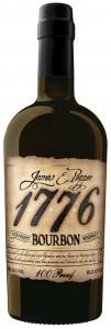james pepper 1776 bourbon