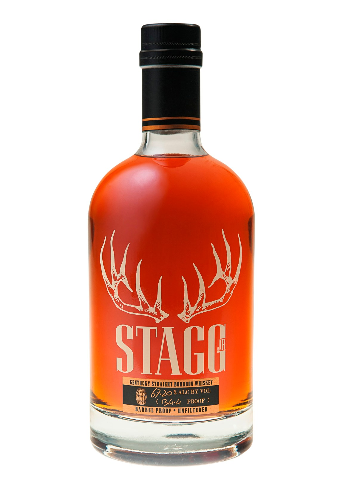 Stagg Jr. Bourbon Batch #1 (2013)