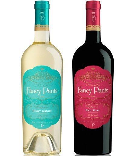 2012 Fancy Pants Pinot Grigio California