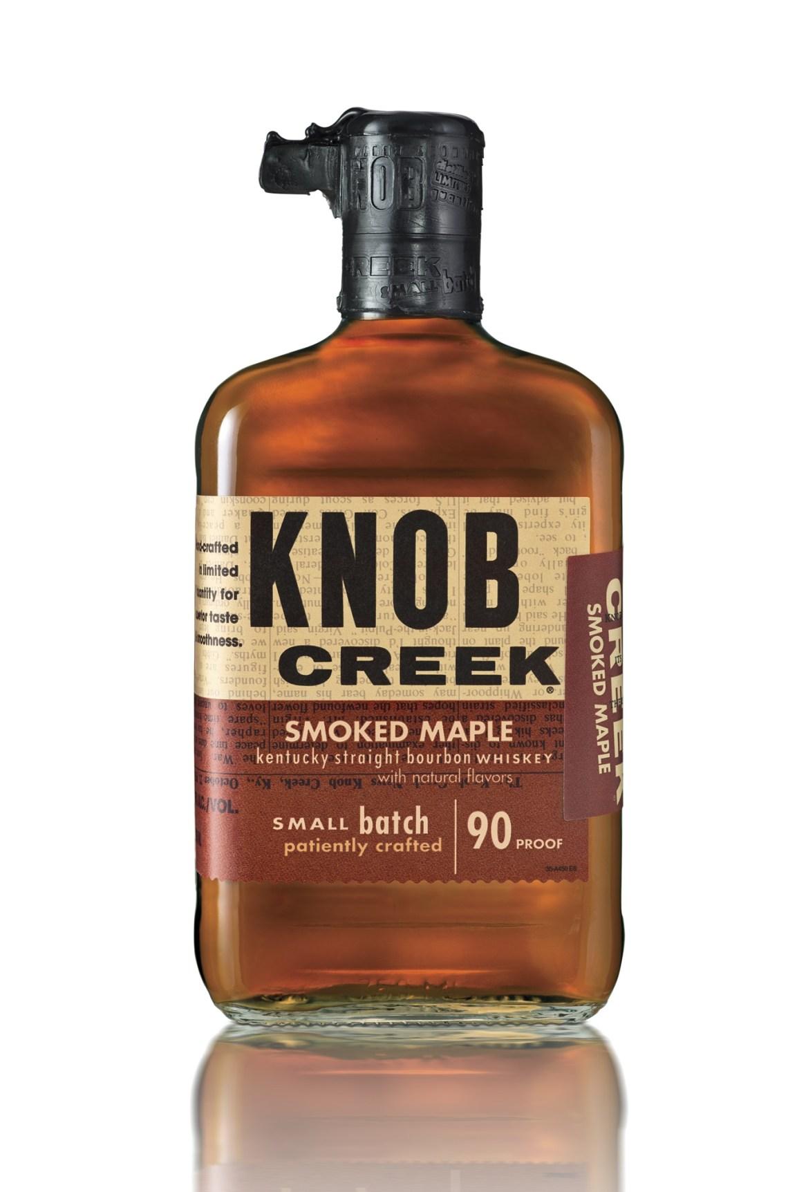 Knob Creek Smoked Maple Bourbon