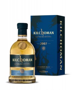 kilchoman 2007 Vintage