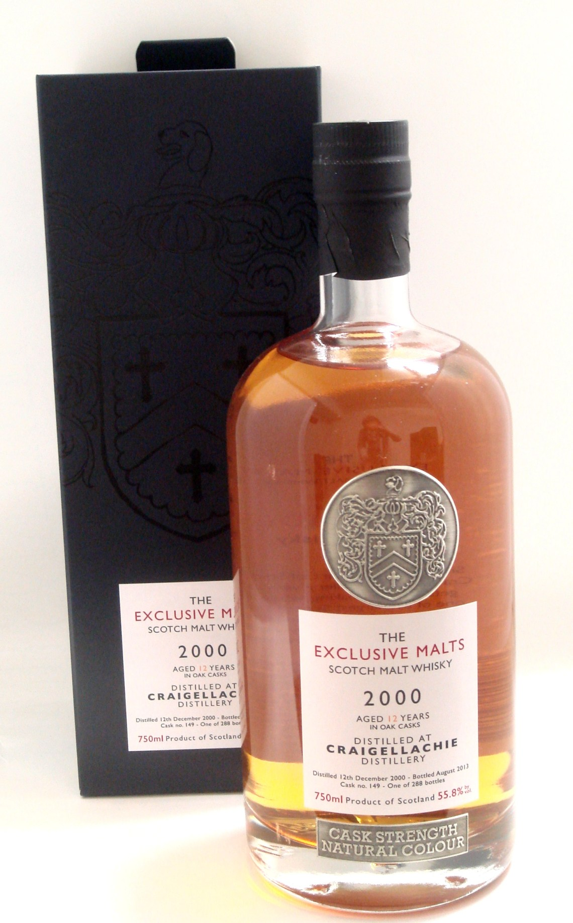 The Exclusive Malts Craigellachie 2000 12 Years Old