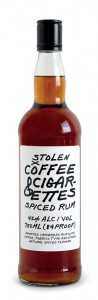 stolen coffee and cigarettes
