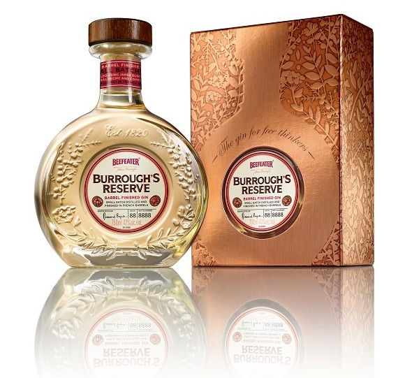 Beefeater Burrough's Reserve Barrel Finished Gin