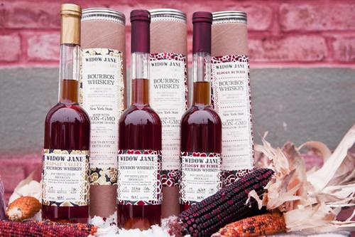 widow jane heirloom bourbons