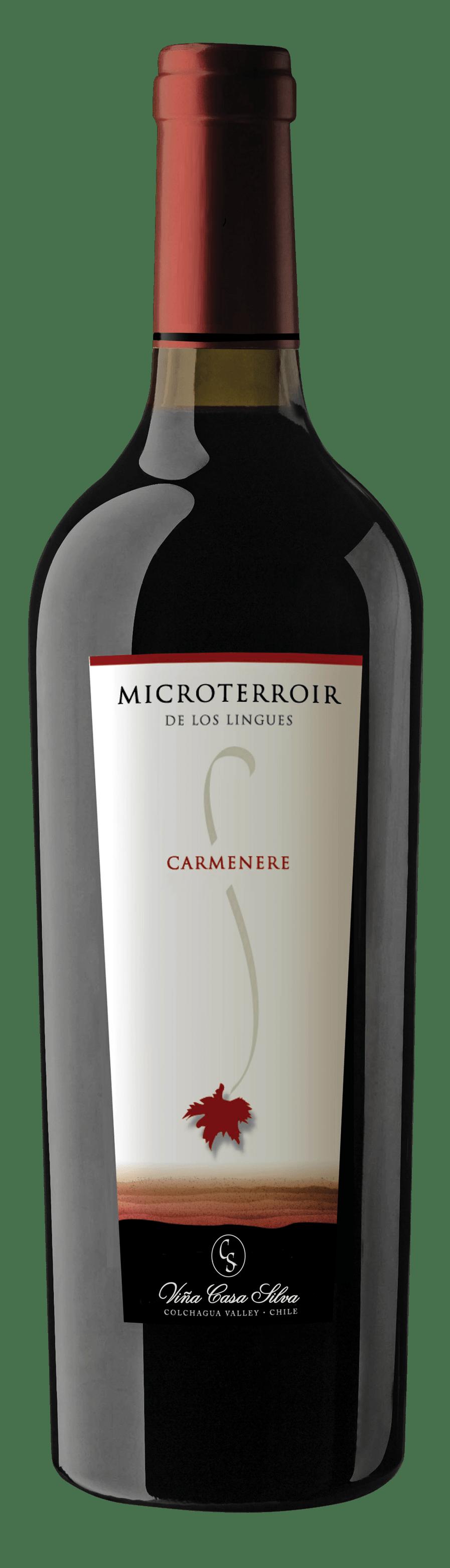 2005 Casa Silva Carmenère Microterroir de Los Lingues