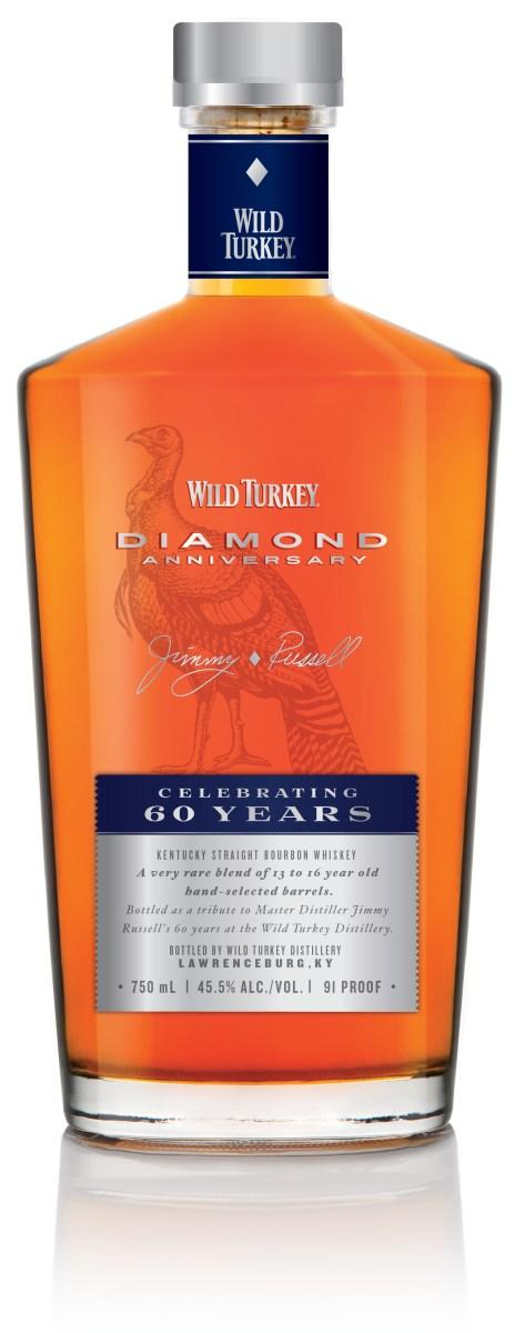 wild turkey diamond anniversary