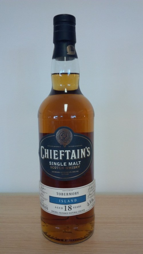 Chieftan's Tobermory