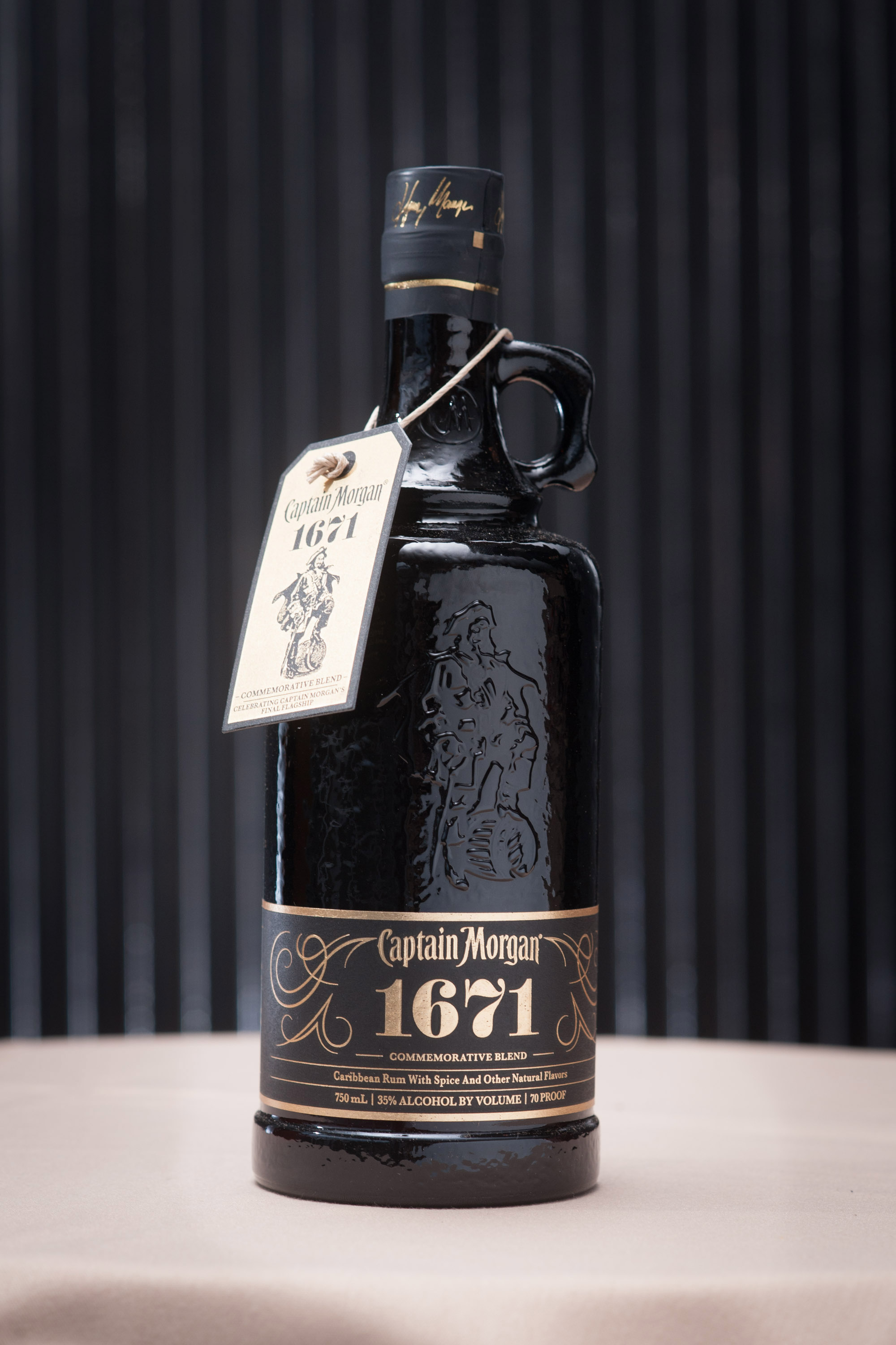 Review Captain Morgan 1671 Commemorative Blend Spiced Rum