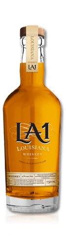 LA1 Whiskey Bottle Image