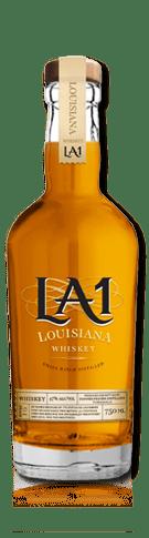 LA1 Whiskey Bottle Image