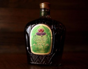 Diageo  Crown Royal Regal Apple