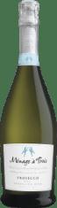 Menage a Trois Prosecco LO Res Bottle Shot