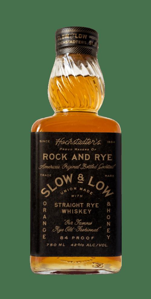 Slow & Low Bottle Shot