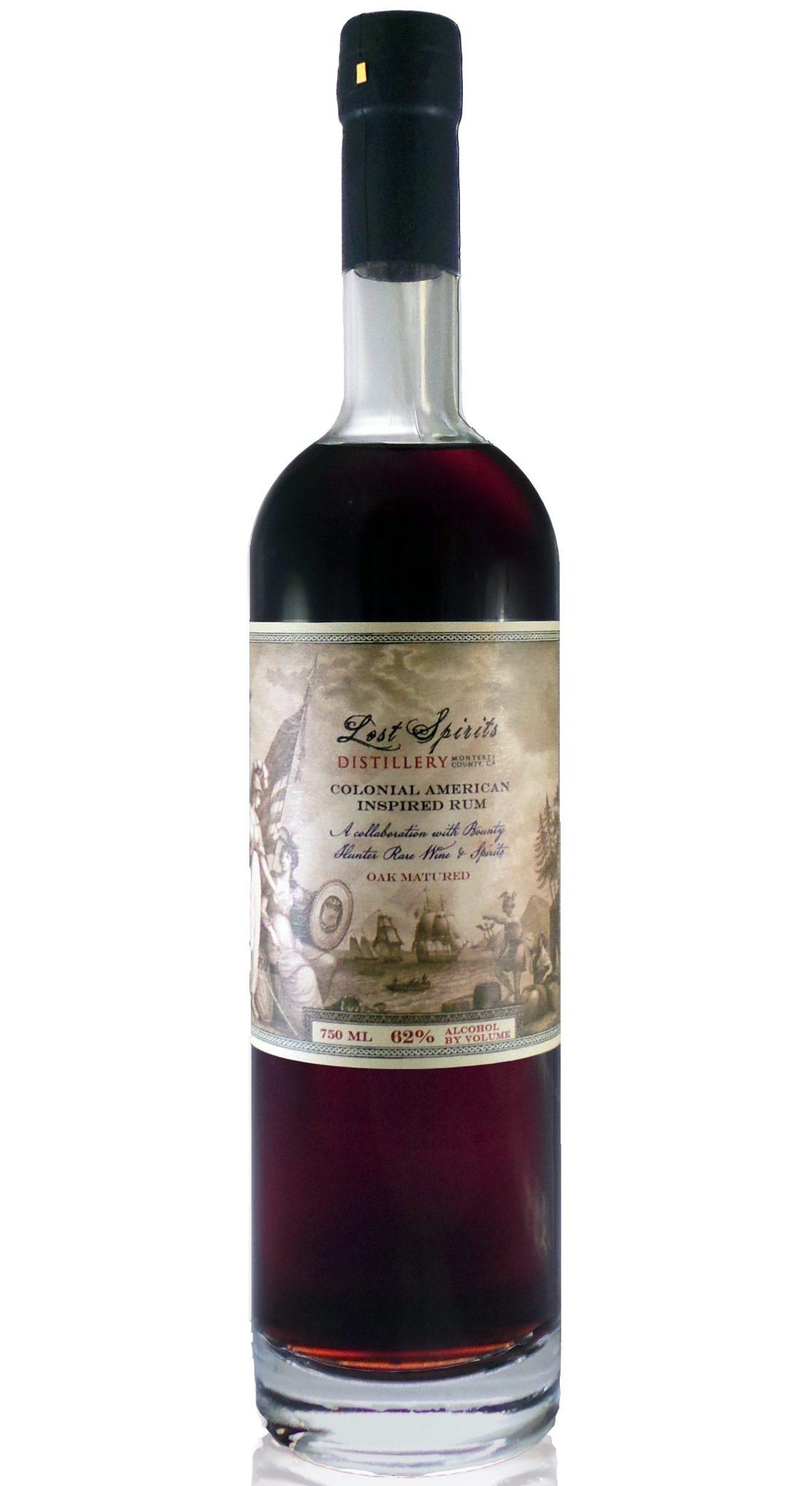 Lost Spirits Colonial American Inspired Rum