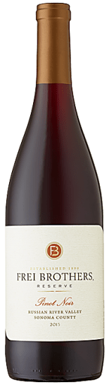 Frei Brothers Reserve 2013 R. River Valley-Sonoma County Pinot Noir 750ml