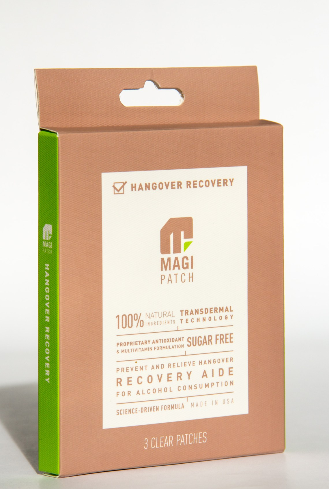 Magipatch Hangover Recovery Patch