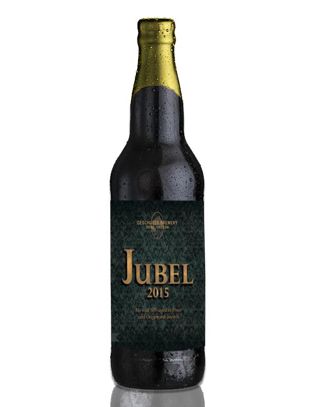 Deschutes Brewery Jubel 2015