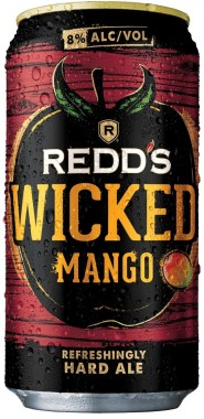 Redd's Wicked Mango Can