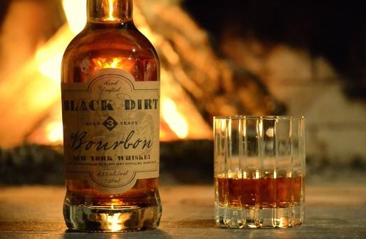 BD Bourbon w fire