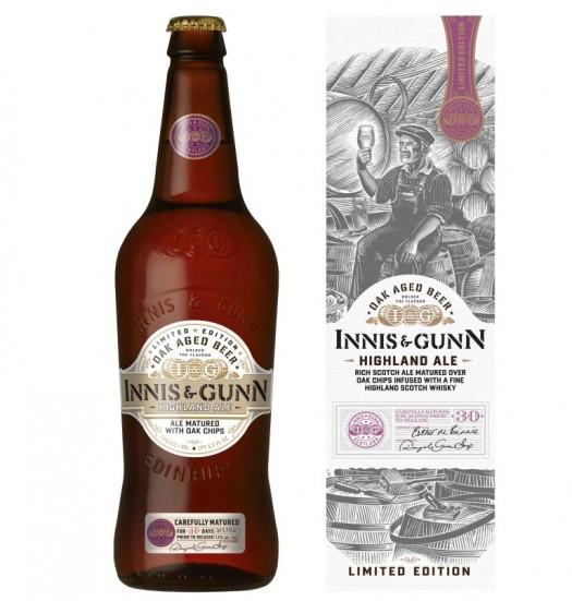 I&G Highland Ale Bottle with Box 660ml 2015 LO