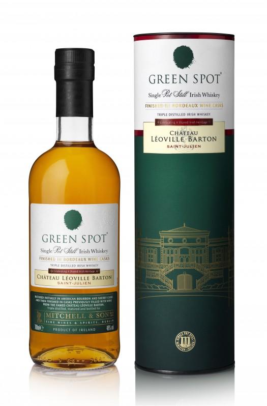 Green Spot Whiskey 2015