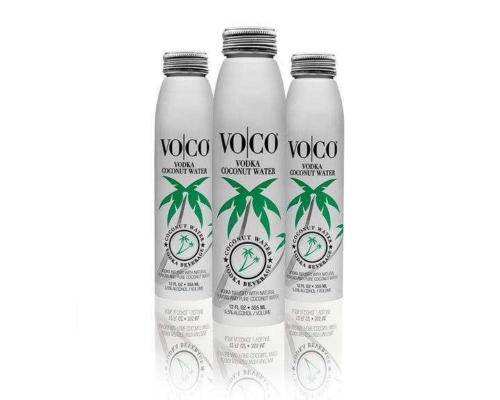 Review Voco Vodka Coconut Water Drinkhacker