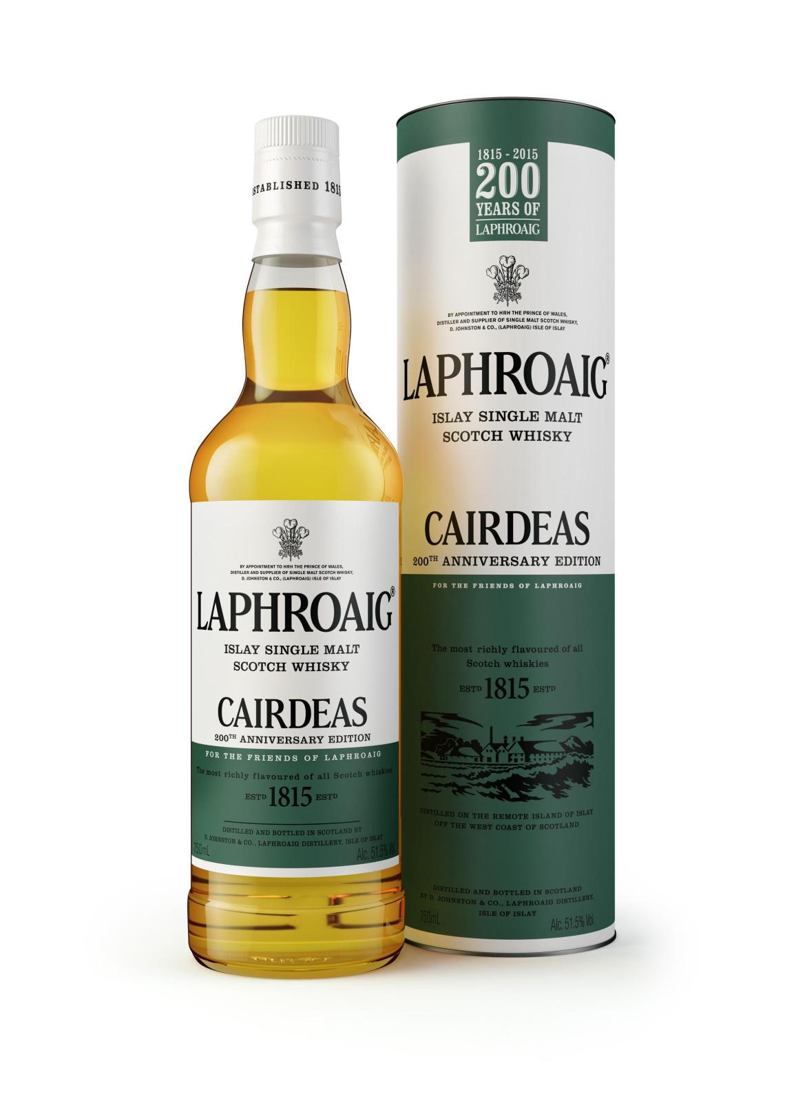 Laphroaig Cairdeas 200th Anniversary Edition 2015