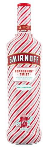 Smirnoff Peppermint Twist Bottle Shot (HIRES)