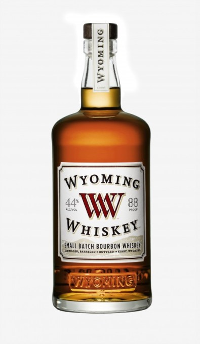 Wyoming Whiskey Bottle Hi-res
