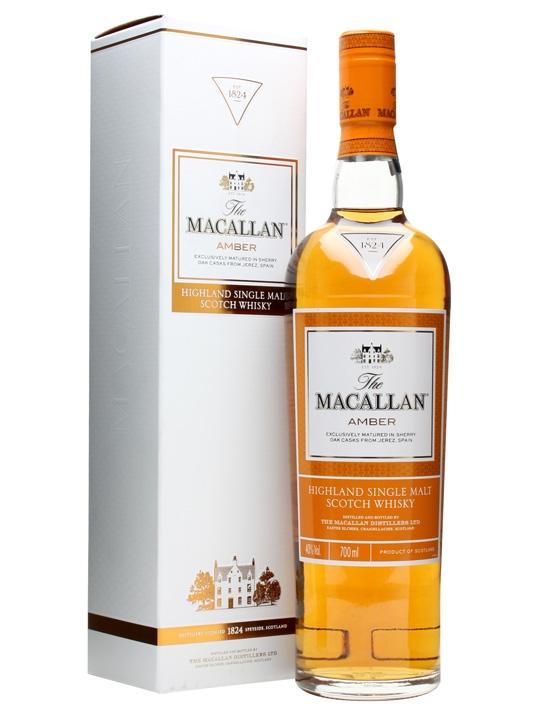 The Macallan Amber