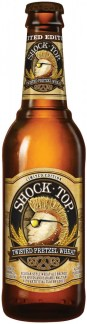 shock top Twisted Pretzel Wheat bottle