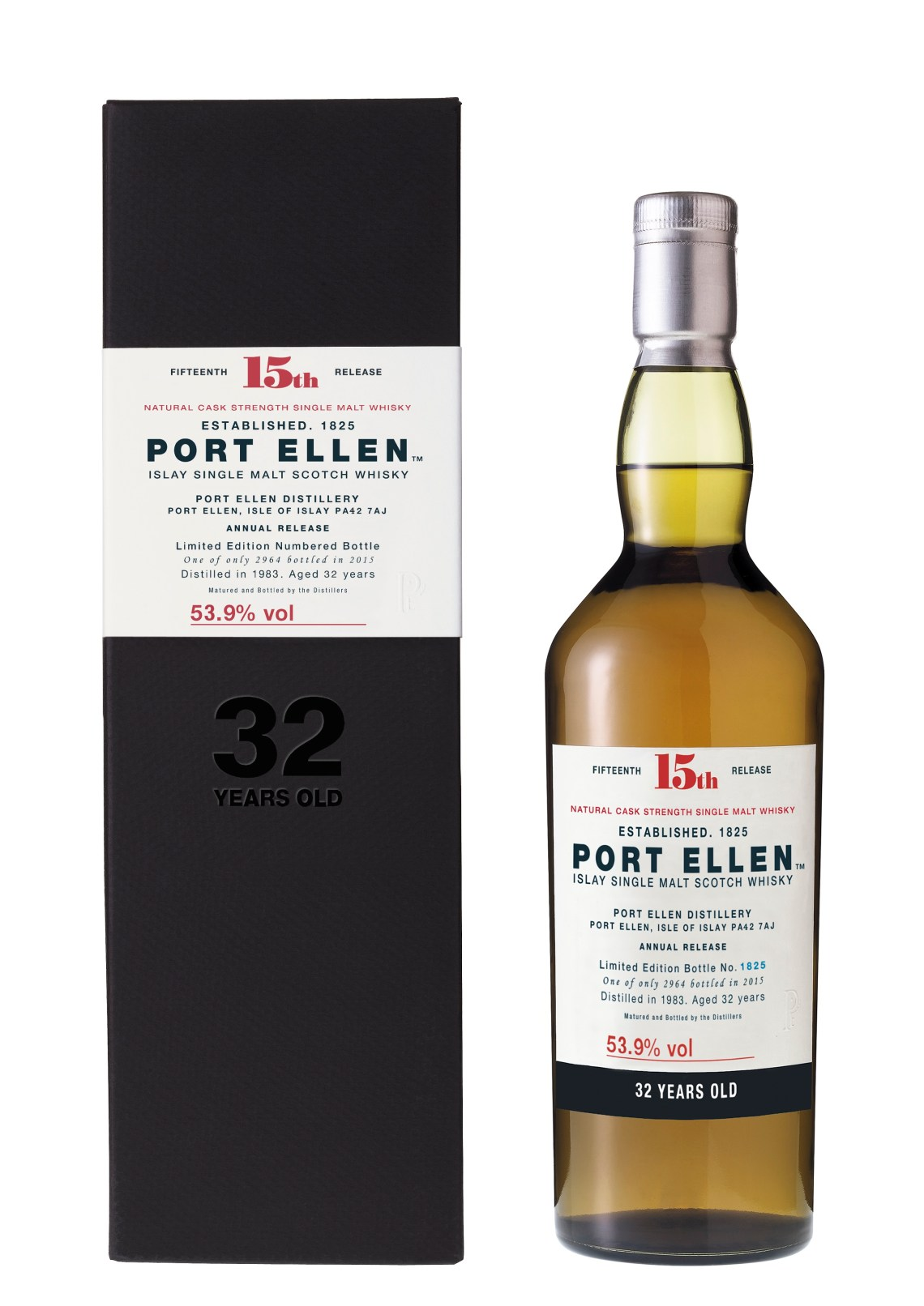 Port Ellen 32 Years Old Limited Edition 2015