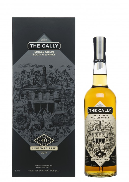 The Cally 40