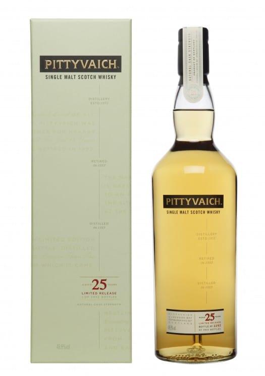 Pittyvaich 25