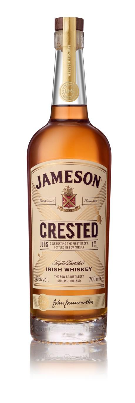 Jameson Crested Irish Whiskey