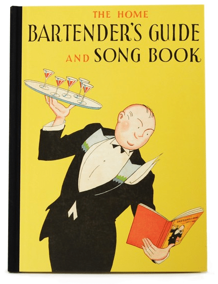 Classic Book Reviews: The Home Bartender's Guide and Song Book, American  Bar, and Louis' Mixed Drinks - Drinkhacker