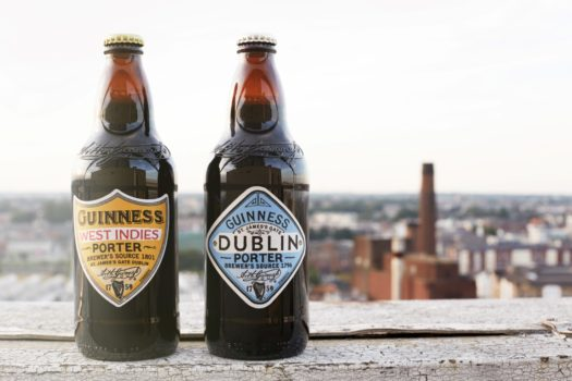 guinness West Indies and Dublin Porter