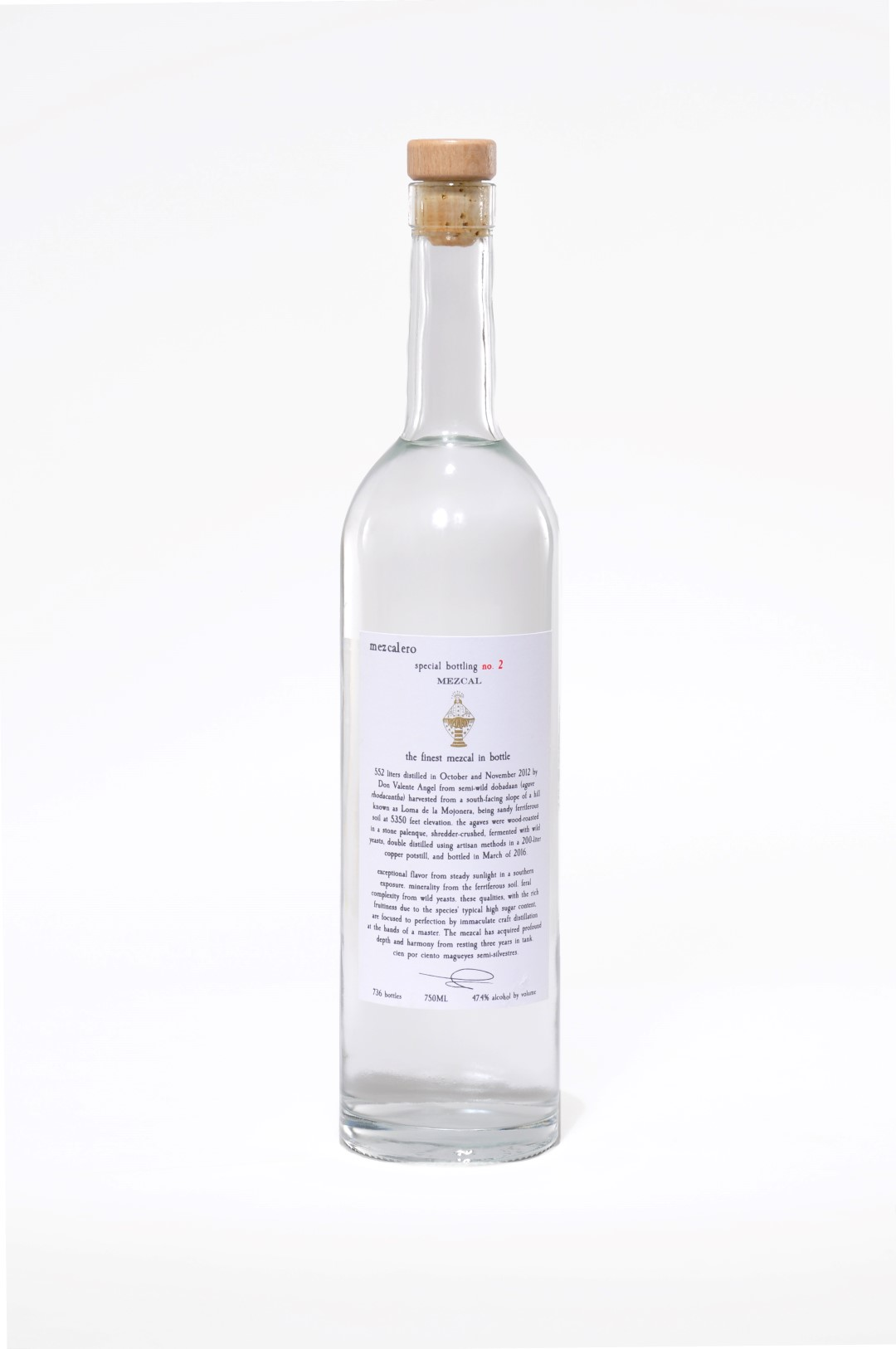 Mezcalero Special Bottling Release #2