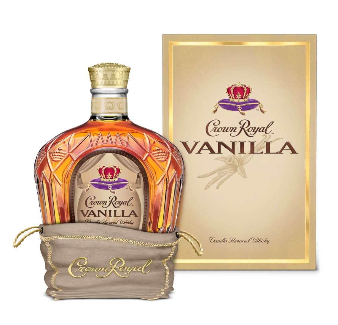 Crown Royal Vanilla Canadian Whisky