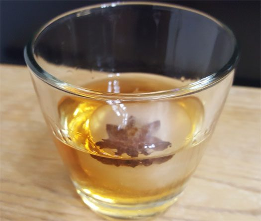 Anise Infused Ice