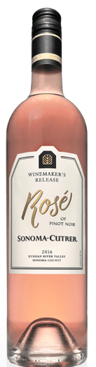 2016 Sonoma-Cutrer Rose of Pinot Noir Russian River Valley