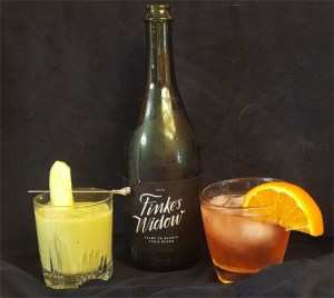 Finkes Widow cocktails